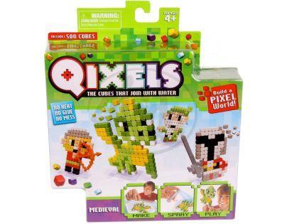Qixels Tématická sada - Středověk