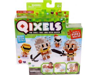 Qixels Tématická sada - Válečníci