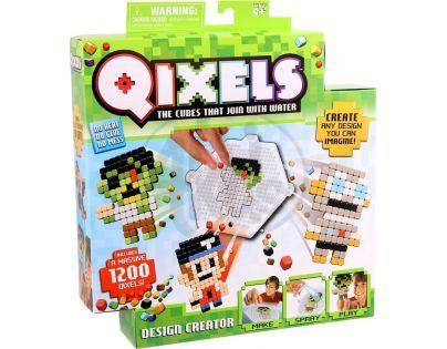 Qixels Tvůrce