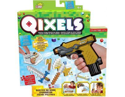 Qixels Zlatý kvadrátor