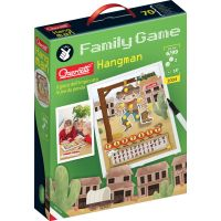 Quercetti Family Game Hangman společenská hra Oběšenec