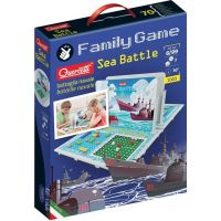 Quercetti Family Game Sea Battle strategická hra Lodě námořní bitva