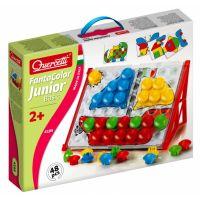 Quercetti 4195 - Mozaika Fantacolor Junior Basic