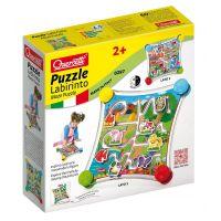 Quercetti Fantacolor Labirinto Puzzle
