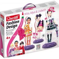 Quercetti Fashion Design Nita, Mya & Lisbeth