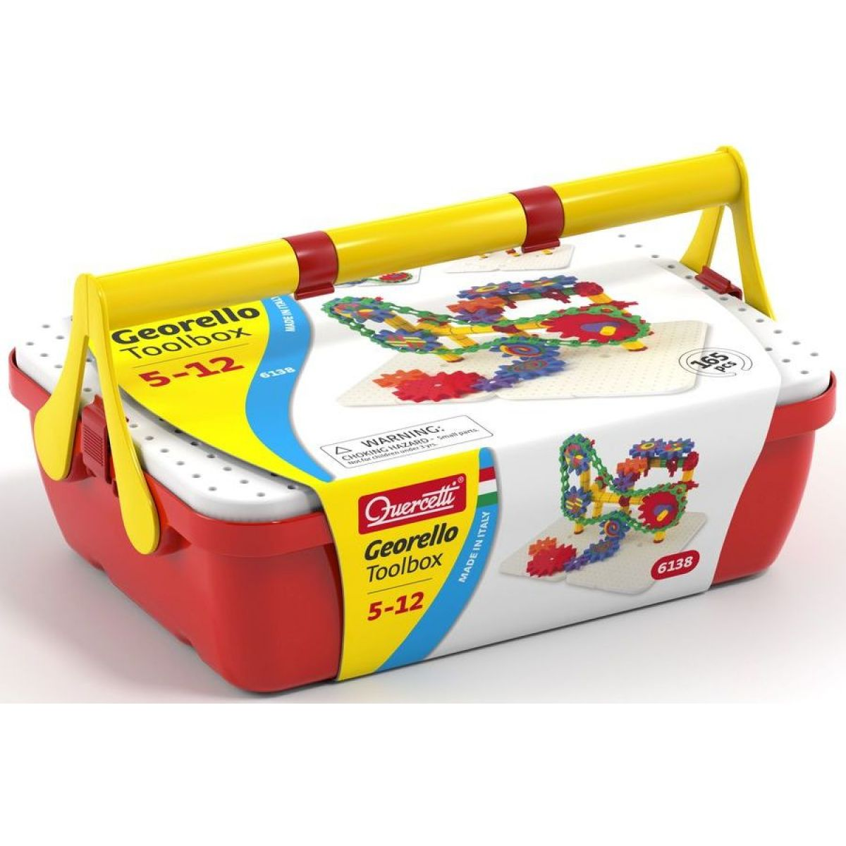 Quercetti Georello Toolbox