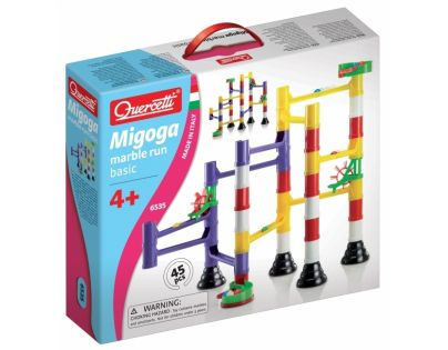 Quercetti 6535 - Marble Run Basic