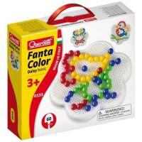 Quercetti 0133 - Mozaika Fantacolor Daisy Basic 60 ks