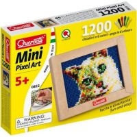 Quercetti Mini Pixel Art Kočka
