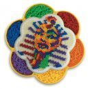 Quercetti Mozaika Fantacolor Daisy 900 ks 3