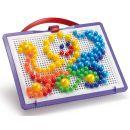 Quercetti 0920 - Mozaika Fantacolors Portable 160 ks 2