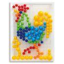 Quercetti 0920 - Mozaika Fantacolors Portable 160 ks 3