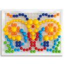 Quercetti 0920 - Mozaika Fantacolors Portable 160 ks 4