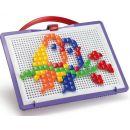 Quercetti 0924 - Mozaika Fantacolor Portable 100 čt. 2