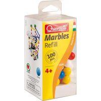 Quercetti Náhradní kuličky Marbles Refill 100ks