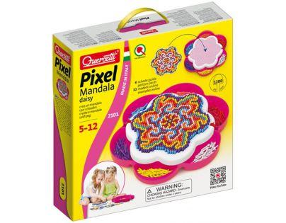 Quercetti Pixel Mandala Daisy
