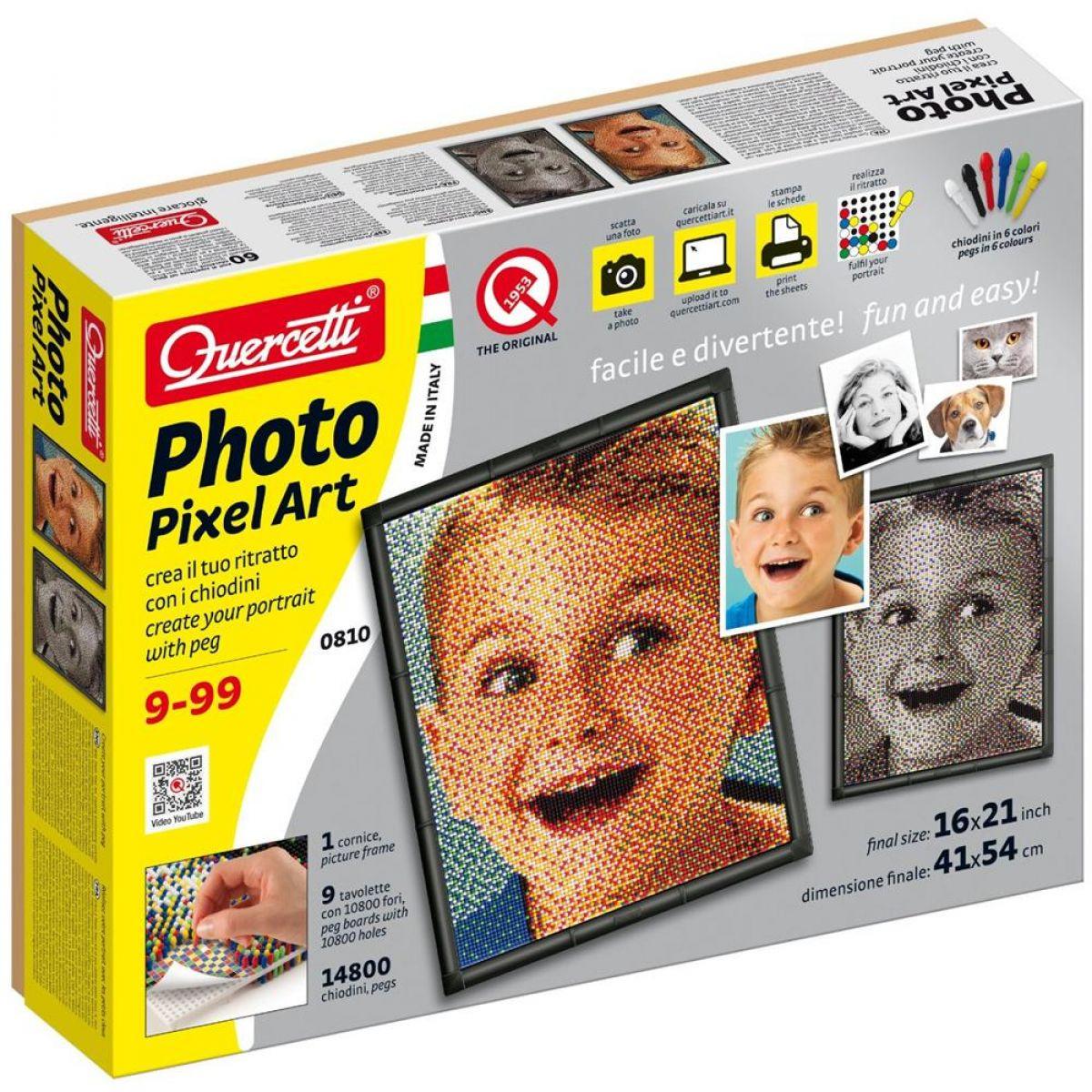 Quercetti Photo Pixel Art 9