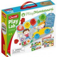 Quercetti Play Lab nuts & bolts boards Tabulky se šroubky a matičkami