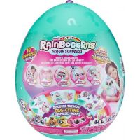 Zuru Rainbocorns S2 plyšový jednorožec fialovorůžový 3