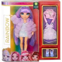 Rainbow High Fashion Doll Violet Willow 5