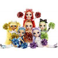 Rainbow High Fashion panenka Roztleskávačka Sunny Madison žlutá 5