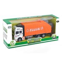 Rappa auto smetiari kovové oranžové 2
