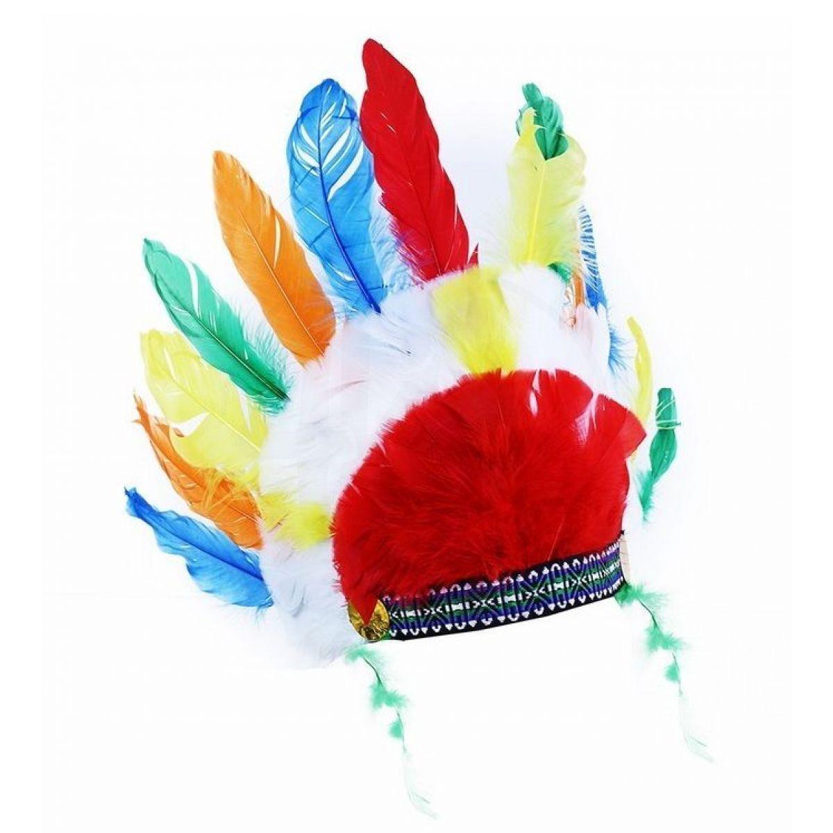 7eec095faab Rappa Čelenka indiánská dospělá