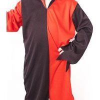 Rappa Dětský kostým čert s čelenkou velikost M 3