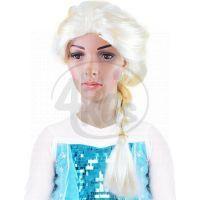 Dětská paruka princezna zimní Eliška 2