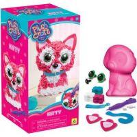 Rappa Figurka kreativní kočka 3D