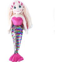 Rappa Hadrová panenka mořská panna Šupinka 45 cm