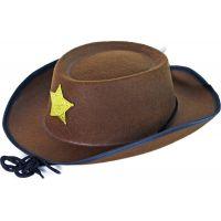 Rappa Klobouk dětský šerif
