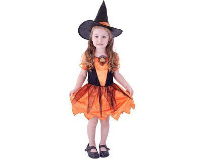 Kostým Čarodějnice s dýní vel. M