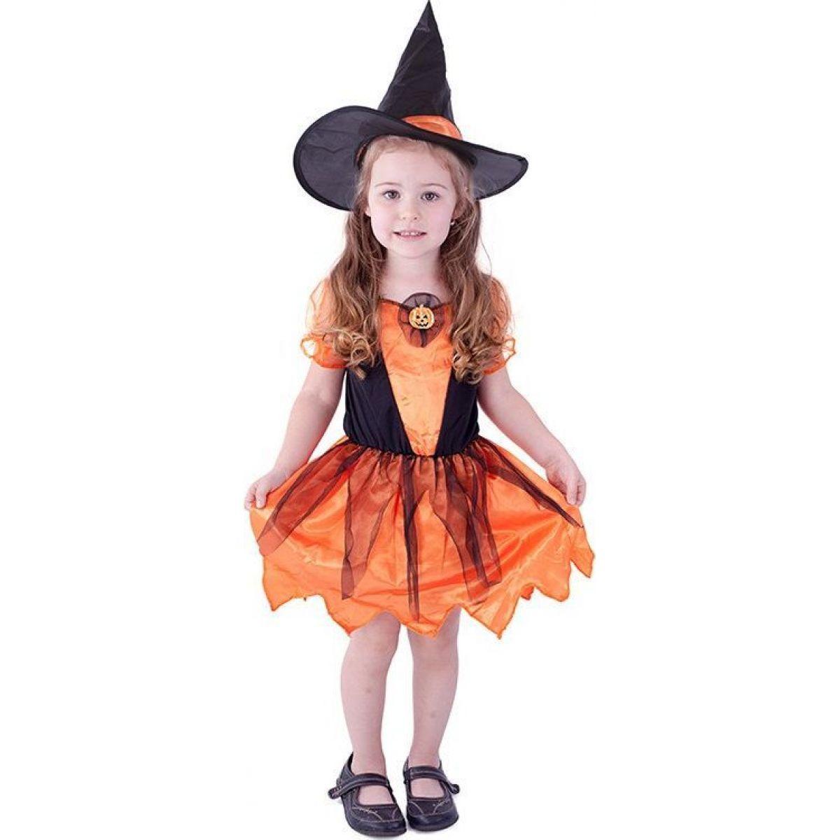 Kostým Čarodějnice s dýní vel. M RAPPA