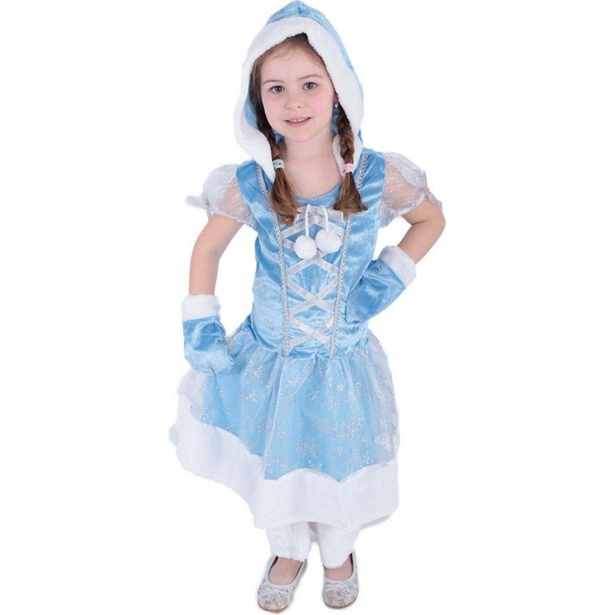 Kostým princezna kožíšková zimní vel. S