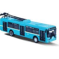 Rappa Kovový trolejbus DP Ostrava