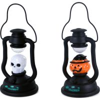 Rappa Lampa na Halloween se zvukem a světlem