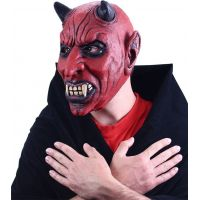 Rappa Maska čert s ušima