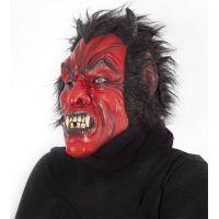 Rappa Maska čert s vlasy 3