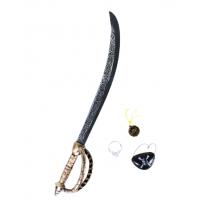 Rappa meč pirátsky