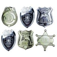 Rappa Odznak policejní 6 ks v sáčku