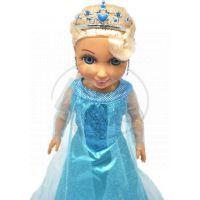 Panenka zimní princezna blond s příslušenstvím 3
