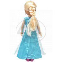Panenka zimní princezna blond s příslušenstvím 5