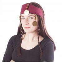 Rappa Paruka pirátská s vlasy