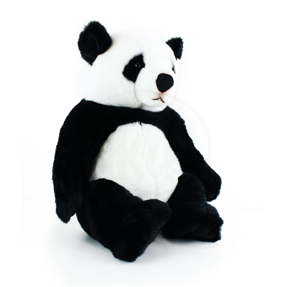 Rappa Plyšová panda sedící 46 cm
