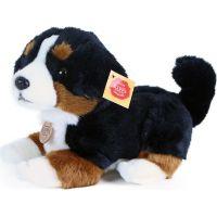 Rappa plyšový kamarád pes Berny interaktivní 25 cm