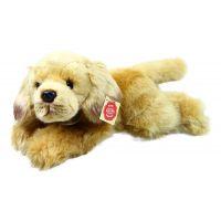 Rappa Plyšový pes ležící  30 cm