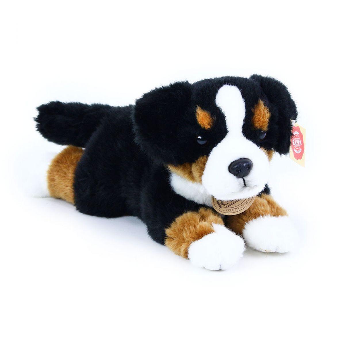 Rappa Plyšový pes Salašnický ležící 30 cm