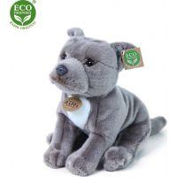 Rappa Plyšový pes Stafordšírský bulteriér 30 cm