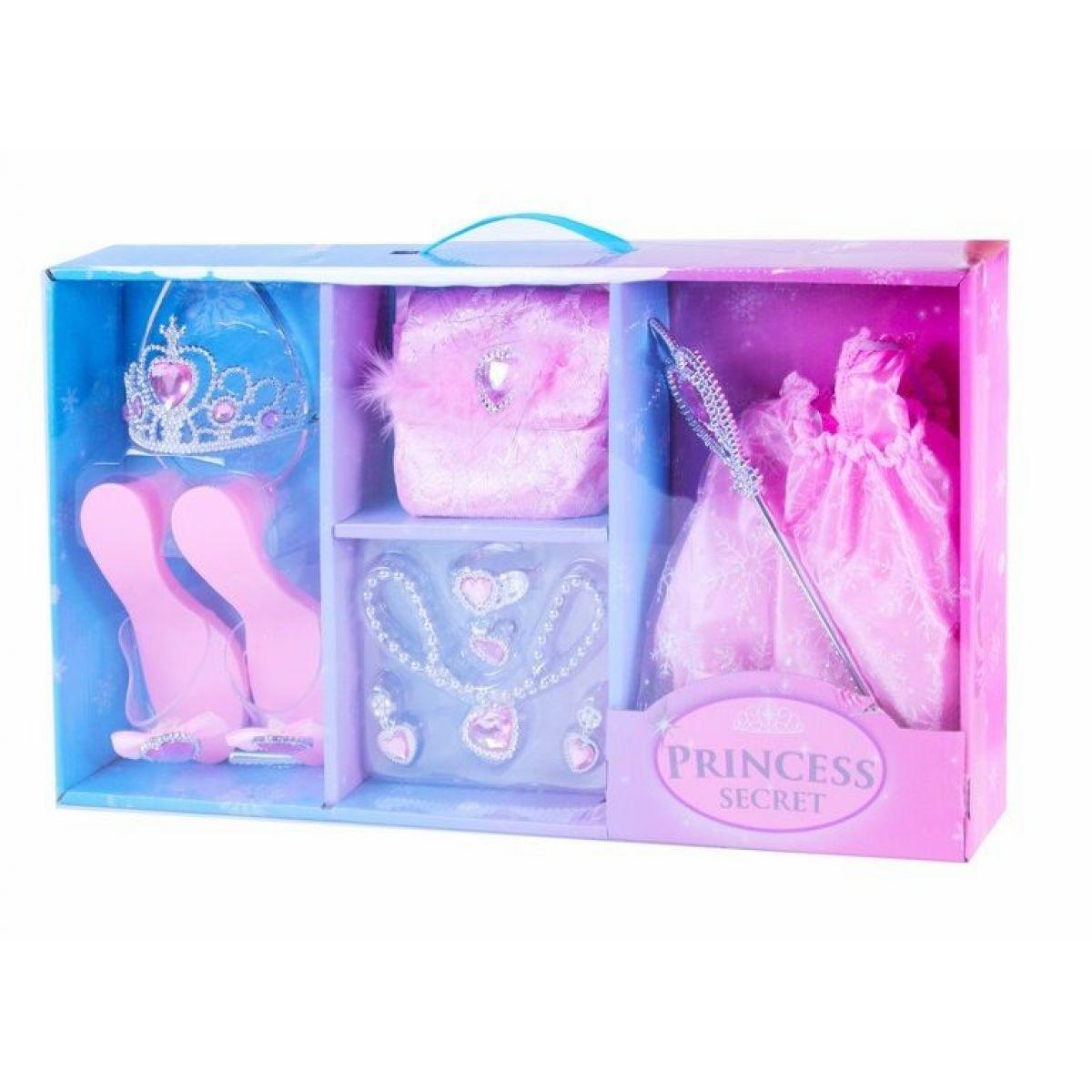Rappa Sada princezna růžová 8 ks